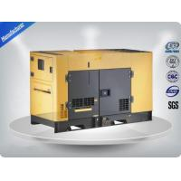 Wholesale 80Kw / 100Kva Three Phase Power Generating Sets Silent Canopy For School from china suppliers