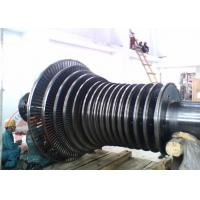 Wholesale Hydraulic Forged Alloy Steel Steam Turbine Rotor In Power Generation Equipment from china suppliers