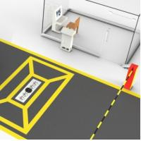 Wholesale Automation Under Vehicle Surveillance System / Inspection System from china suppliers