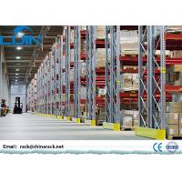 Wholesale Vertical Heavy Weight Pallet Storage Racks For Wareroom / Storehouse from china suppliers