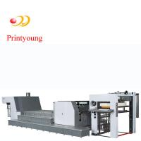 Wholesale Carton Box Flexo Printing Glazing Machine WIth Ceramic Anilox for Paper Printer from china suppliers