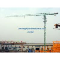 Wholesale Topless QTP6016 10 ton 60m Work Lifting Jib Specifications Tower Crane from china suppliers