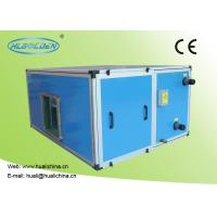 Wholesale Floor Standing And Horizontal Chilled Water Air Handling Unit , Commercial AHU Units from china suppliers