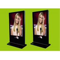 Wholesale 1920x1080 Slim Android Freestanding Digital Poster / Plug & Play Digital Advertising Display from china suppliers