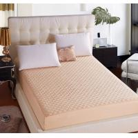 Wholesale Waterproof Mattress Cover Protectors White Customized Twin Full Queen King from china suppliers