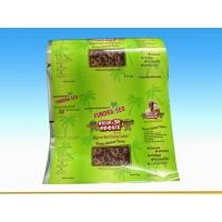 Wholesale Hot Stamping Bopp Lamination Woven Plastic Feed Bags For Seeds / Nuts from china suppliers