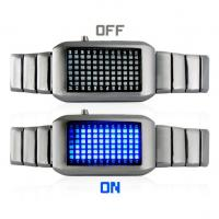 Wholesale Fashionable Binary Led Geek Watch from china suppliers