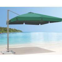 Wholesale Single Patio Commercial Shade Umbrellas Contemporary Parasols UV Resistant from china suppliers