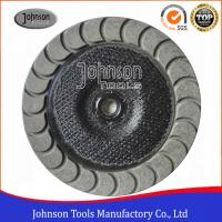 Wholesale 100 - 180 mm Diamond  Ceramic  Bond  Cup Wheel  For Concrete Grinding from china suppliers