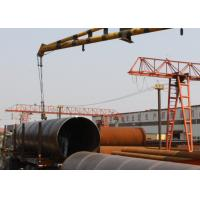 Wholesale EN10219-1/2 SSAW 30 Inch 30mm Steel Pipe With Copolymer Micelle Structure from china suppliers