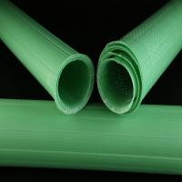Wholesale Waterproof Plastic Plant Protectors , Green Spiral Rabbit Guards from china suppliers