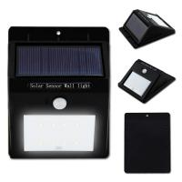 Wholesale Solar Light Waterproof Outdoor 8LED Light Solar Energy Powered Motion Sensor Detector Activated Auto On/Off Lamp from china suppliers