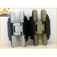 Wholesale Middle Duty Zamak Invisible Door Hinges 180 Degrees Of Security Door from china suppliers