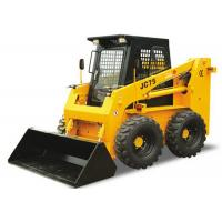 Wholesale 3.1 Meters Work Arm Bobcat Track Skid Steer Loader Water Colled 75HP Engine Power from china suppliers