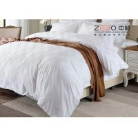Wholesale Customized Color Hotel Bedding Collection Sets Satin Square Design from china suppliers