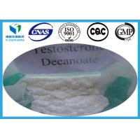 Wholesale CAS 5721-91-5 Testosterone Anabolic Steroid Testosterone Decanoate Test Deca from china suppliers