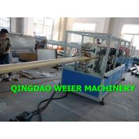 Wholesale PVC UPVC Pipe Extrusion Line , 20 - 63mm Diameter High Output Extruder from china suppliers
