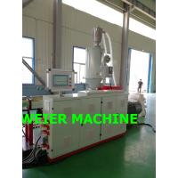 Wholesale plastic HDPE PVC Double Wall Corrugated Pipe machine with SIEMENS PLC control from china suppliers