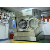 Wholesale Computer Control Industrial Washing Machine And Dryer , Professional Laundry Equipment from china suppliers