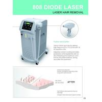 Wholesale Diode Laser Hair Removal AIGaAs Diode Arrays Machine 110V / 60Hz/ 50~400ms from china suppliers