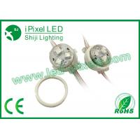 Wholesale 30mm Programmable LED pixel module 20 Pcs / String , 0.72 Wattage from china suppliers