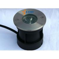 Wholesale 12V / 24V Fountain Led Underwater Lights Energy Saving IP 68 CREE Chip from china suppliers