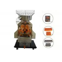 Wholesale Buffet Equipment Electric Orange Juicer , Super Floor Model Fresh Squeezer from china suppliers
