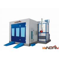 Wholesale BT18 Diesel Burner Side Draft Paint Booth Easy Assemble Economic Price from china suppliers