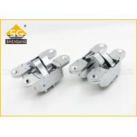 Wholesale Three Way 180 Degrees Concealed  Hinges of  Interior Door And Wardrobe Door from china suppliers