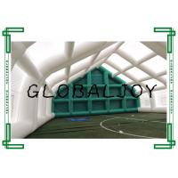 Wholesale Commercial Grade Inflatable Paintball Tent  /  Paintball Air Fields from china suppliers