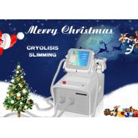 Wholesale Cryolipolysis Fat Freeze Slimming Machine , RF Radio Frequency Fat Reduction Machine from china suppliers