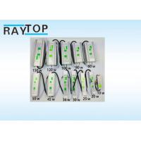 Wholesale Led Driver Power Supply Adapter AC110 - 260V To DC12V / 24V 10W - 100W Waterproof from china suppliers