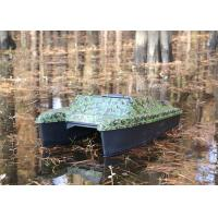 Wholesale Camouflage carp fishing bait boats , radio controlled bait boat DEVC-308 from china suppliers