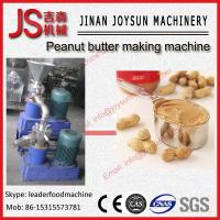 Wholesale Multi Functional Peanut Butter Grinding Machine, High Speed Disperser from china suppliers