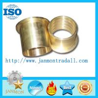 Buy cheap Brass flange bush,Flanged brass bush,Flange brass bush,Brass flange bush,CopperFlangeBushOil Impregnated Bronze Bushings from wholesalers