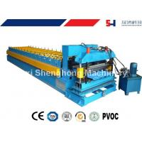 Quality Longer Life Steel Roof Roll Forming Machine Automatic Metal Roof Forming Machine for sale
