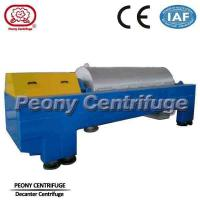 Wholesale Large Scale Vegetable / Animal Oil Water Decanter Separator Centrifuge Machine from china suppliers