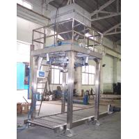 Wholesale Auto Weighting Packaging Jumbo Bag Filling Machine 500-2000kg from china suppliers