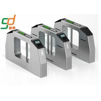 Buy cheap Bidirectional Automatic Turnstiles Access Control Swing Gate Turnstile from wholesalers