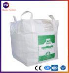 fibc bag 300kg-2000kg , ton bag coated woven polypropylene bags fibc for animal feed