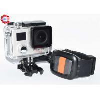 Wholesale Dual Screen 2.0 LCD FHD 1080p Action Camera WIFI On Helmet Outdoor Activities from china suppliers