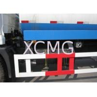 Buy cheap Reliable Special Purpose Vehicles , Ellipses Water Tanker Truck For Water Transport & Draining from wholesalers