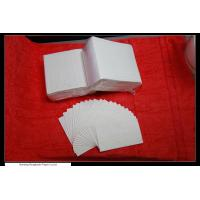 Wholesale Customizable party paper wedding napkins , 25*18cm 1 Ply 16gsm from china suppliers