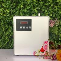 Wholesale Silver Aluminum Commercial Essential Oil Diffusers Machine With Noise Free And Loner Lifespan from china suppliers