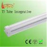 China 1500MM 24W 85~265V AC Integrative Milky T5 LED Fluorescent Tubes With SMD Led on sale