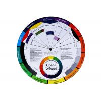 Wholesale Colorful Round Permanent Makeup Color Wheel Tattoo Accessories from china suppliers