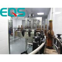 Wholesale Small Beer Bottle Filler Beer Bottling Equipment For Glass , PET Bottle Type from china suppliers