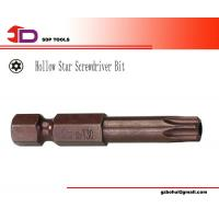 """Wholesale 1/4"""" 50mm-150mm Hollow Torx Screwdriver Bit  for Industrial Electronics from china suppliers"""