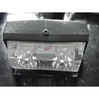 Wholesale Low Profile 8 White LED Clip-on Hazard Signal Flash 12v 8 Modes Strobe Light Kit from china suppliers