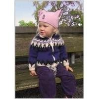 Wholesale Personality customized Autumn girl kids knitted sweaters, cute kids clothes from china suppliers